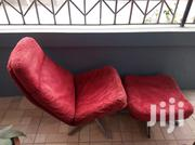 Chair & Foot Stool. | Furniture for sale in Greater Accra, Accra Metropolitan