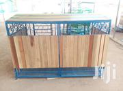 2 In 1 Steel + Wood Dog Prt Cages | Pet's Accessories for sale in Greater Accra, Adenta Municipal