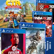 Ps4 Games and Digital Downloads | Video Games for sale in Greater Accra, Teshie new Town