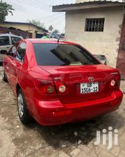Toyota Corolla 1.4 D-4D Automatic 2007 Red | Cars for sale in Upper East Region, Bawku Municipal