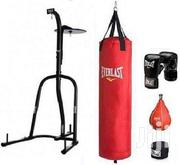Everlast Station Boxing Stand New Punch Bag | Sports Equipment for sale in Greater Accra, Accra new Town