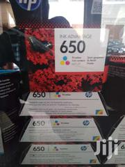 HP 650 COLOR ORIGINAL CARTRIDGES | Video Game Consoles for sale in Greater Accra, Asylum Down