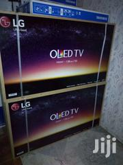 LG OLED 55' BLADE SLIM Webos Smart Infinite Contrast | TV & DVD Equipment for sale in Greater Accra, Odorkor