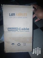 High Speed Network Cable UTP CAT 6   Computer Accessories  for sale in Greater Accra, Achimota