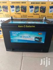 Car Battery 17 Plates Winar For Diesel Cars - Free And Quick Delivery | Vehicle Parts & Accessories for sale in Greater Accra, Kwashieman