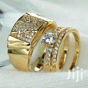 Diamond Gold Couple Ring | Jewelry for sale in Greater Accra, Darkuman