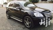 Mercedes-Benz M Class 2008 Black | Cars for sale in Greater Accra, Kanda Estate
