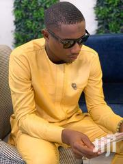 Yellow African Kaftan Wear For Men | Clothing for sale in Greater Accra, Tema Metropolitan