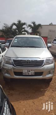 Toyota Hilux 2012 Gold | Cars for sale in Ashanti, Kumasi Metropolitan
