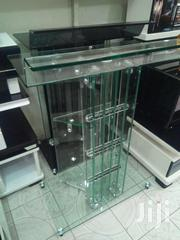 Tempered Transparent Glass Pulpit   Furniture for sale in Greater Accra, Tema Metropolitan
