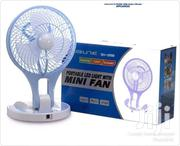 Mini Rechargeable Fan With Lights | Home Appliances for sale in Greater Accra, North Kaneshie
