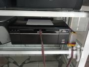 Epson Stylus Photo P50 Printer With External Tank And 20pcs ID Cards | Printers & Scanners for sale in Greater Accra, Avenor Area