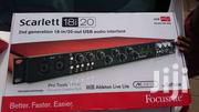 Focusrite 18i20 | Musical Instruments for sale in Greater Accra, Teshie new Town