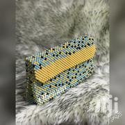 Big Beaded Clutch | Bags for sale in Greater Accra, Ga South Municipal