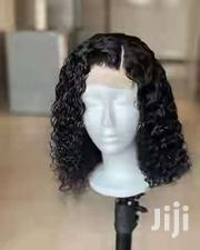 12' Wig Wet Curls Cap With Closure Buy Quality | Hair Beauty for sale in Greater Accra, Accra Metropolitan