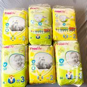 UK Clinically Approved Freelife Bebe Diapers | Baby & Child Care for sale in Greater Accra, Teshie-Nungua Estates