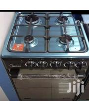 Fast Cooking Midea 4 Burner Gas Cooker With Oven | Kitchen Appliances for sale in Greater Accra, Accra Metropolitan