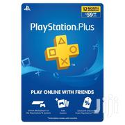 Playstation Plus One Year Us Region | Video Game Consoles for sale in Greater Accra, Tema Metropolitan