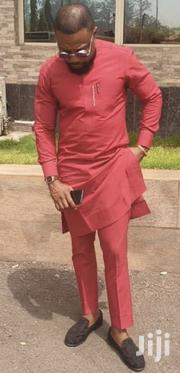Red African Kaftan Wear for Men | Clothing for sale in Greater Accra, Tema Metropolitan