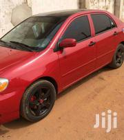 Toyota Corolla 2005 LE Red | Cars for sale in Central Region, Upper Denkyira East