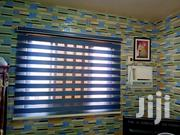 Cute Trilogy Blue Zebra Window Curtains | Windows for sale in Greater Accra, Tema Metropolitan