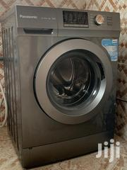 One Month Used 8kg Panasonic Front Load Washer | Kitchen Appliances for sale in Greater Accra, Kwashieman