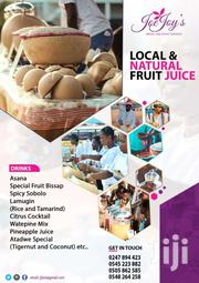 Local Drinks And Natural Fruit Juice   Meals & Drinks for sale in Central Region, Cape Coast Metropolitan
