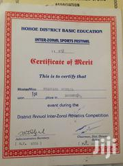 Sports Certificates | Sports Equipment for sale in Greater Accra, Ledzokuku-Krowor