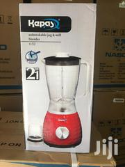 Multi Functional Kepas 2 In 1 Unbreakable Jug & Mill Blender | Kitchen Appliances for sale in Greater Accra, Adabraka