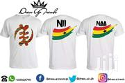 Rep Ghana Couple T-shirts | Clothing for sale in Greater Accra, Ga East Municipal