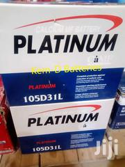 Platinum Batteries-17 Plates Car Battery-free Delivery-nissan Patrol | Vehicle Parts & Accessories for sale in Greater Accra, Tesano
