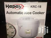 Kepas Automatic Rice Cooker | Kitchen Appliances for sale in Greater Accra, Adabraka