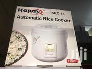 Kepas Rice Cooker Brand New in Box | Kitchen Appliances for sale in Greater Accra, Adabraka