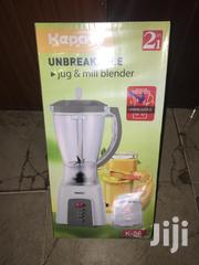 Kepas 1.5 Liter 2 In 1 Blender With Jug & Mill | Kitchen Appliances for sale in Greater Accra, Adabraka