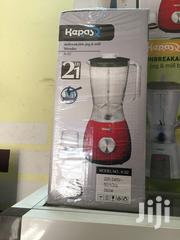 Brand New 2 In 1 Kepas Unbreakable Jug & Mill Blender(K-52) | Kitchen Appliances for sale in Greater Accra, Accra Metropolitan