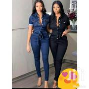 Jeans Jumpsuit   Clothing for sale in Greater Accra, Ga South Municipal
