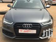 Audi A6 2016 4dr Sedan AWD Gray | Cars for sale in Greater Accra, Kwashieman