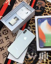 New Apple iPhone X 256 GB Silver   Mobile Phones for sale in Greater Accra, Ga South Municipal