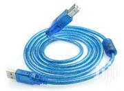 USB CABLE PRINTER 3M HOY | Computer Accessories  for sale in Greater Accra, Accra new Town