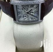 Cartier Icy Leather Wrist Watch Watch | Watches for sale in Greater Accra, Accra Metropolitan