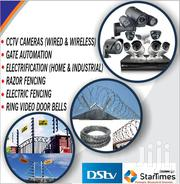 CCTV Camera, Electric Fence, Access Control And Satellite Technician   Security & Surveillance for sale in Greater Accra, Tema Metropolitan
