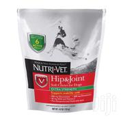 Nutri-vet Hip & Joint Extra Strength Soft Chews Dog Supplement, 4.2-oz | Pet's Accessories for sale in Greater Accra, Odorkor