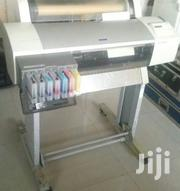 Epson Pro 7600 Wide Format With REFILLABLE CARTRIDGES | Printing Equipment for sale in Greater Accra, Avenor Area
