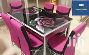 Classic Extendable Decorated Dining Table | Furniture for sale in Greater Accra, North Kaneshie