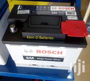 13 Plates Bosch Car Battery-original-free Delivery-ford  Focus | Vehicle Parts & Accessories for sale in Greater Accra, Airport Residential Area