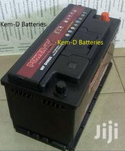 17 Plates Powerjet Car Battery -free Delivery- Kia Trade   Vehicle Parts & Accessories for sale in Greater Accra, Roman Ridge