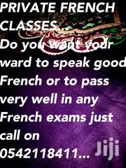 FRENCH TEACHER AVAILABLE | Classes & Courses for sale in Greater Accra, Okponglo