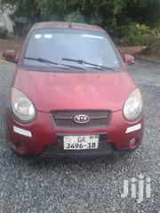 Kia Picanto 2010 1.1 Red | Cars for sale in Greater Accra, Ga East Municipal