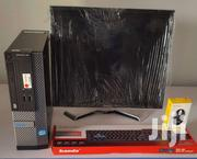 Dell Core I3 Desktop With 19inch Monitor   Computer Monitors for sale in Greater Accra, Nungua East