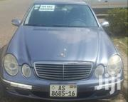 Mercedes-Benz E300 2001 Gray | Cars for sale in Greater Accra, Dzorwulu